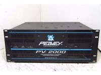 DJ Power Amplifier Peavey PV-2000 very good condition