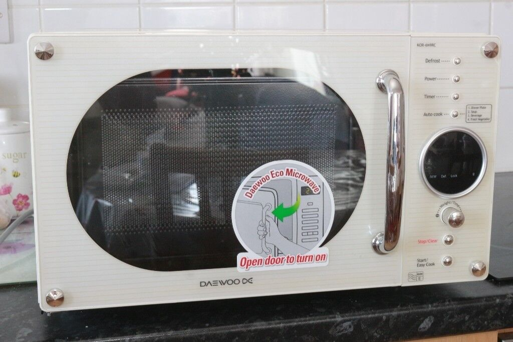 Microwave Daewoo KOR6N9RC | in London | Gumtree