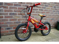Very Good Condition Red BMX Hotwheels Bike 12'' in Springfield Chelmsford