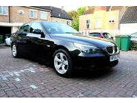 BMW 525D SE AUTOMATIC 4 DOOR SALOON FSH HPI CLEAR 2 KEYS EXCELLENT CONDITION
