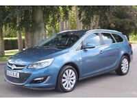 Vauxhall Astra 1.7 CDTi ecoFLEX 16v SE 5dr (start/stop) 12 MONTHS MOT