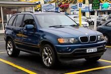 2001 BMW X5 3.0i Petrol Auto Wagon Ringwood East Maroondah Area Preview