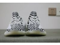 "Adidas Yeezy Boost 350 V2 ""Zebra"" with origianal box"