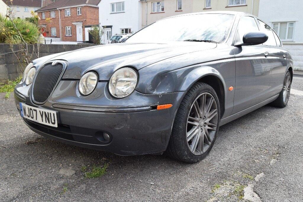 Jaguar S type 2007. Spares/repairs. Engine gone. Please ...