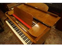 Gors & Kallmann baby grand piano, tuned and UK delivery available