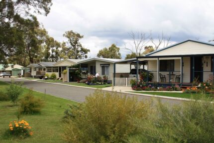 Park Home Sites Ready For Immediate Occupancy