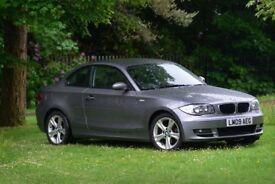 BMW 1 Series 120d SE Coupe