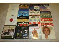 39 LP vinyls 33 rpm various