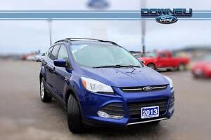 2013 Ford Escape SE HAS IT ALL!!! AWD/ NAVIGATION/LEATHER/HEATED