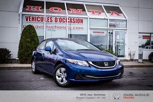 2013 Honda Civic LX * A/C * Cruise * Bluetooth * AUX * USB