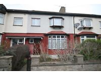 3 bedroom 2 reception terraced house available in Ilford/Gants Hill, IG2. *CRANLEY DRIVE*