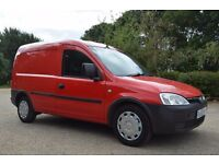 Vauxhall Combo 1.3 Cdti diesel , AC, low mileage,
