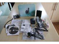 Canon IXUS 75 Digital Camera with Original Accessories/Box and Case