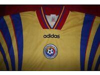 Adidas Romania Football Shirt