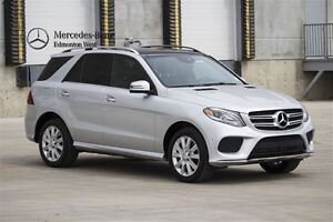 2016 Mercedes-Benz GLE-Class 4MATIC Premium Package