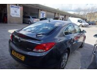2012 VAUXHALL INSIGNIA, 2.0 CDTI DIESEL, NON RUNNER, ENGINE FAULT, SPARES OR REPAIRS