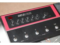 LINE 6 AMPLIFI FX100 MULTI EFFECTS PEDAL MAY P/X