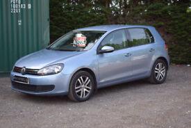 2010 VW GOLF S TDI DSG LOW TAX CHEAP INSURANCE