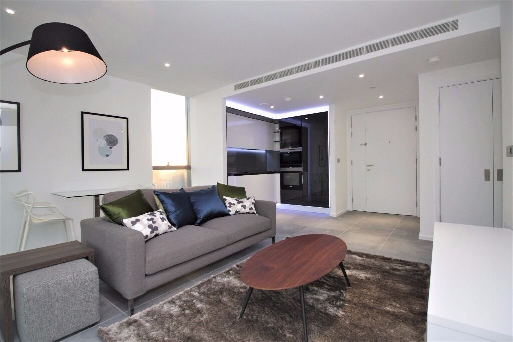 ***Brand New Luxury Stunning 1 Bedroom Apartment in Dollar Bay Canary Wharf E14***