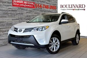 2013 Toyota RAV4 Limited AWD **SPÉCIAL INTERNET** GPS+CUIR
