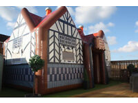 Inflatable Pub. Great Business Opportunity