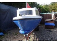 15ft Fishing or Day Boat