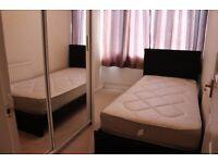 2 Single Rooms for rent in South West London Roehampton SW15 near Putney Richmond Barnes Kingston