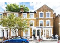 Victorian conversion 3 bed, with terrace on Reighton Road, E5 8SQ