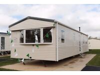 Cheap Static caravan for sale at Barmouth Bay. Talybont, North Wales! Includes 2018 site fees!