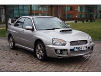 2005 (55) SUBARU IMPREZA GX SPORT, 2.0 PETROL, 4x4, SALOON, LONG MOT, WRX BODY KIT, SOUNDS GREAT !!
