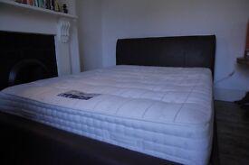 King mattress pocket sprung