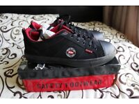 Lee Cooper Safety Shoes Steel Toe UK Size 10