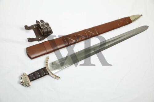 10th Century Leuterit Viking Full Tang Battle Ready Sword by Warrior Replicas