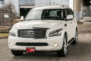 2011 Infiniti QX56 Loaded!  7 Passenger - Coquitlam Location Cal