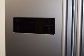 Samsung America Style Fridge Freezer Digital Display Excellent Condition 6 Month Warranty