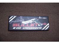 Atmos Bullet 2 go Dry herb/wax Vaporiser