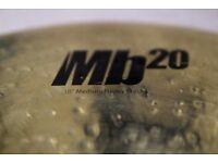 "Meinl MB20 18"" Medium Heavy Crash"