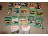 Job Lot- 100+ Auto Sport & Motor Sport Magazines