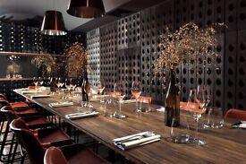 Bartender Position for Margaux Restaurant