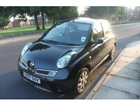 2008 Nissan Micra in excellent condition. MOT until May 2017. 2 owners in same family