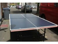 TABLE TENNIS TABLE, GIANT DRAGON PROFESSIONAL BRAND