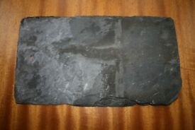 Rustic Natural Slate Serving Board Platter Tableware Table Dining Kitchen Home Cheap Easy Pick Up