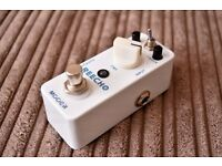 Mooer Reecho analogue and tape delay pedal