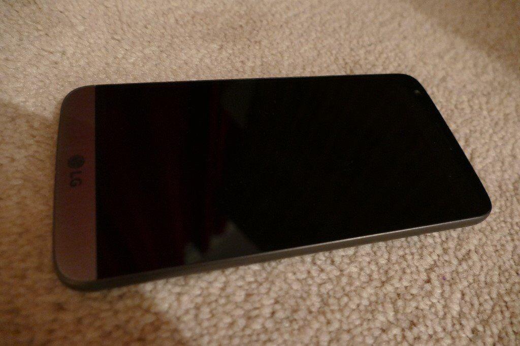 LG G5 Dual H860 4G 32GB Black SIM Free Factory Unlocked RRP £350