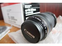 Swap for Canon 'L' Lenses