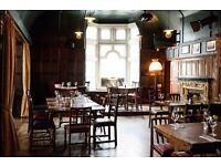 We are looking for a Kitchen Porter to join the team at the Royal Oak