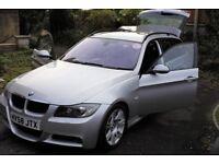 BMW 3 Series 320d M-Sport Touring Estate (£10k of Upgrades)