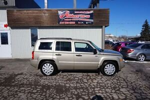 2009 Jeep Patriot Sport/North MANUELLE FULL ÉQUIPÉ SEULEMENT 113