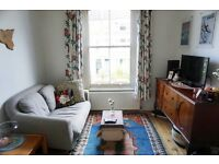 2 bedroom apartment on the first floor of a Victorian conversion N4