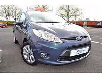 2011 (11) Ford Fiesta 1.25 Zetec 5dr   Yes Cars 4 u - Portsmouth